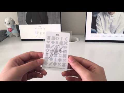 [Unboxing] Chanyeol Coex Fortune Cookie Photocard