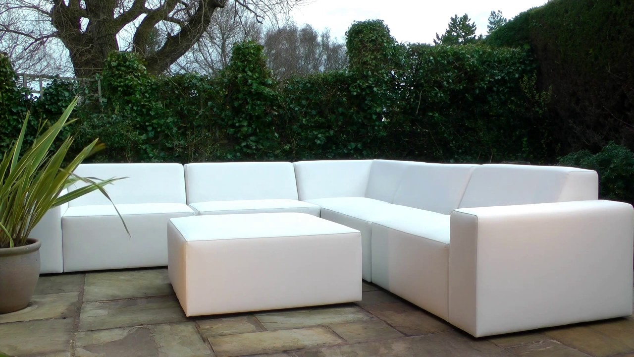 Garden Furniture 100% Waterproof 100% Luxury - Garden Furniture 100% Waterproof 100% Luxury - YouTube