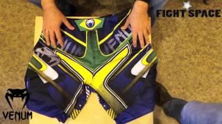 Видеообзор шорт мма VENUM BRAZILIAN HERO(Купить шорты Venum можно перейдя по ссылке: http://fight-space.ru/shorty-mma/1294-venum-sharp-20-fight-shorts-black-orange.html Группа в контакте:..., 2015-10-26T10:06:04.000Z)