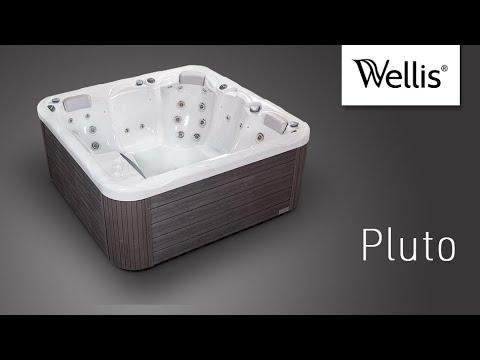 Wellis - MyLine Pluto Hot tub