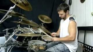 Cryptopsy - White Worms Drum Cover