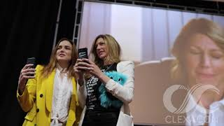 ClexaCon 2019 - Behind the Scenes with Jes and Caity