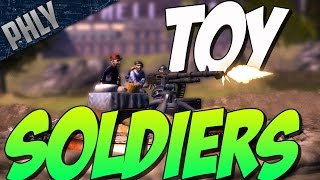 WORLD WAR 1 TOWER DEFENSE (Toy Soldiers Gameplay)