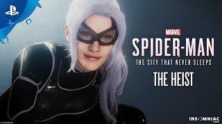 Spider-Man The Heist DLC   — Spider-Kop powraca  ;) - Na żywo