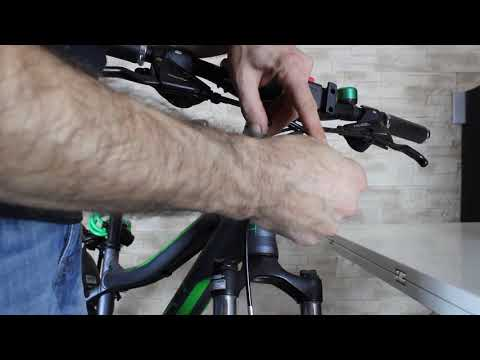 Topeak fixe 8 L Support ebikes M Display korbhalterung Support