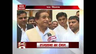 Only SP-BSP candidate will only win, says SP leader Azam Khan