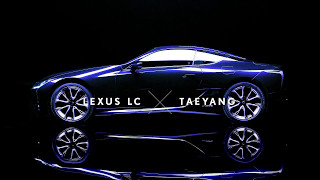 렉서스 LC X 태양 'SO GOOD' 15s (LEXUS LC X Taeyang) thumbnail