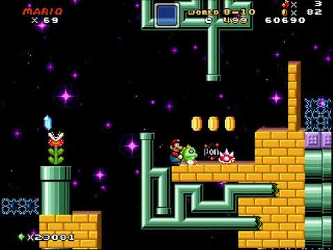 Mushroom Kingdom Fusion (Walkthrough) - Part 77: Bubble Bobble