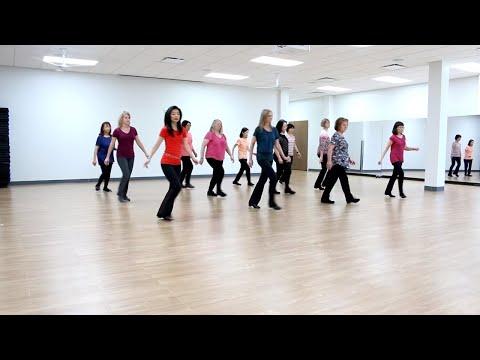 Keep Young - Line Dance (Dance & Teach In English & 中文)
