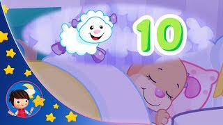 Counting Sheep | Learn to Count | Kids Bedtime Songs | Laugh and Learn | Nursery Rhymes