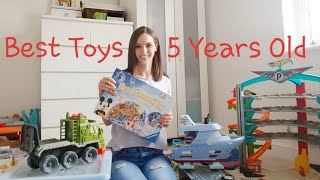 Best Toys For A 5 Year Old Boy | Gift Ideas 2019