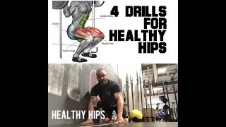 4 Moves For Supple Hips | SmashweRx | Trevor Bachmeyer