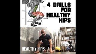 4 Moves For Supple Hips | SmashweRx | Trevor Bachmeyer