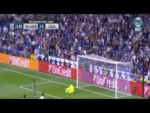 Download Real Madrid vs Legia Warszawa 5 1 All Goals & Full Highlights Champions League 2016 HD