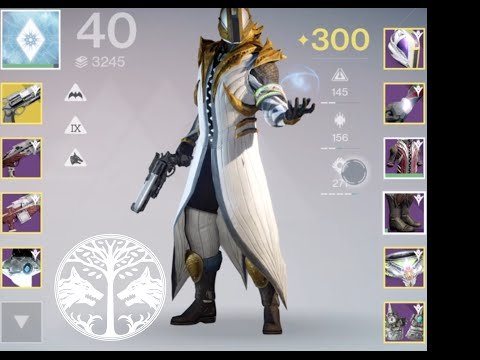 Destiny PS4 - Warlock - PvP, Iron Banner - 32K and 4D Game (8 KDR!)