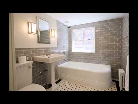 subway tile designs for bathrooms modern white subway tile bathroom designs photos ideas 24297 | hqdefault