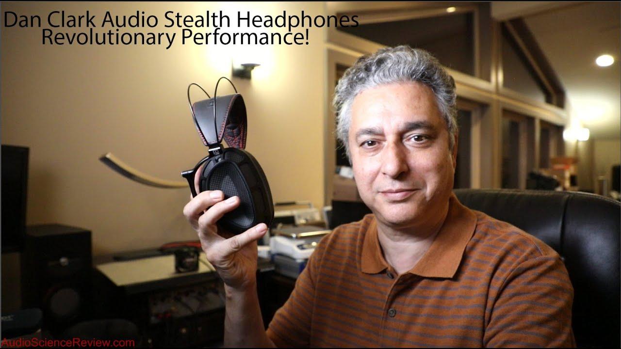 Dan Clark Stealth Headphone Review & Measurements: Best in the World?