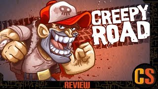 CREEPY ROAD - REVIEW (Video Game Video Review)
