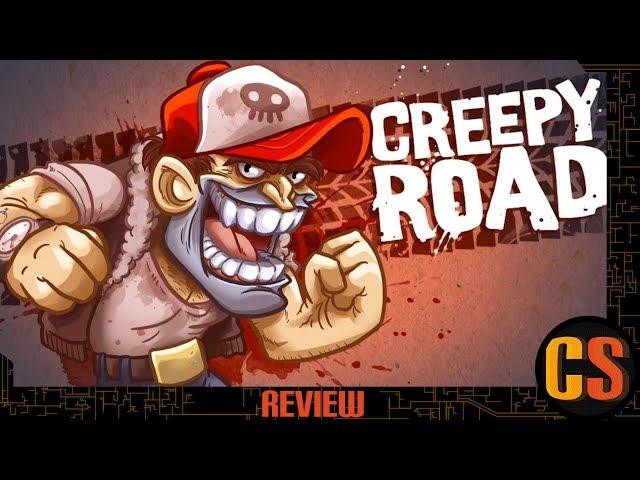 CREEPY ROAD - REVIEW