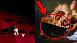 12 secrets movie theaters won't tell you