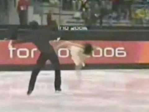 Những cú ngã trượt băng để đời (videokyniem.com)