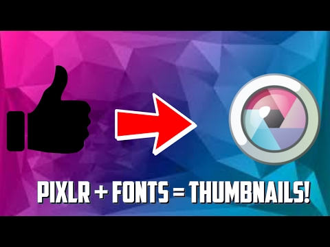 how to add pictures on pixlr