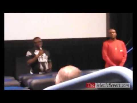 INVASION 1897 Q&A at Pan African Film Festival 2015