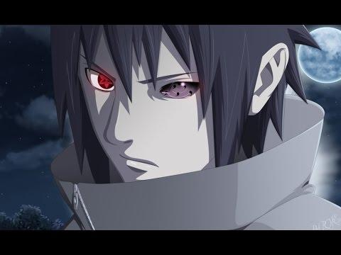 Wallpaper Hd Sharingan Uchiha Sasuke【amv】 Not Strong Enough Hd Youtube