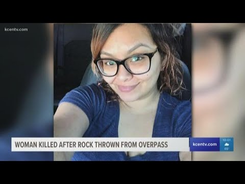 V Mornings - Woman Killed by a Rock Thrown From Highway Overpass