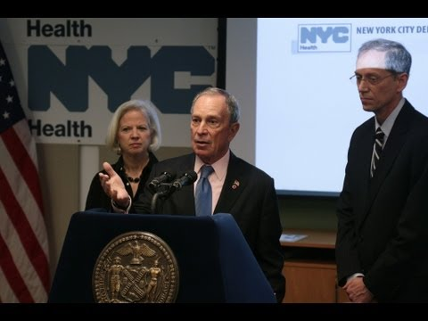 Mayor Bloomberg Announces Improvements in NYC Life Expectancy & Infant Mortality Rates