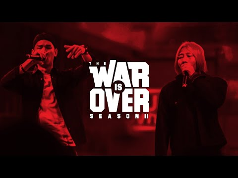 THE WAR IS OVER 2 : RAHBOY x TUM | RAP IS NOW