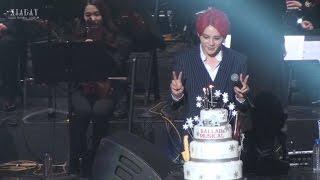 151215 happy birthday junsu♥ 해피바이러스 준수^^ ジュンス xia