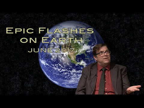 EPIC Flashes on Earth from Space - All Space Considered