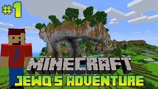 """""""Gerald the Spider"""" - Jewq's Minecraft Adventure! Series #1"""