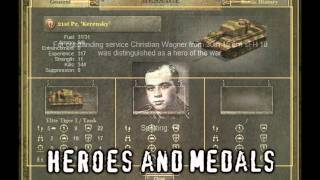 Panzer Corps In-Game Video