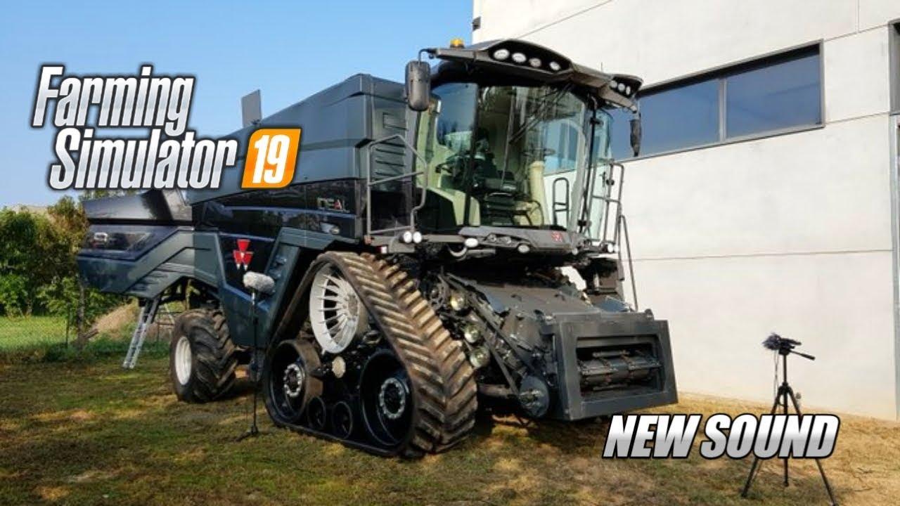 Farming Simulator 2019   FS 19   New sound