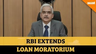 RBI cuts repo rate by 40 basis points, extends loan moratorium till August