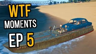 PUBG: WTF Moments Ep. 5