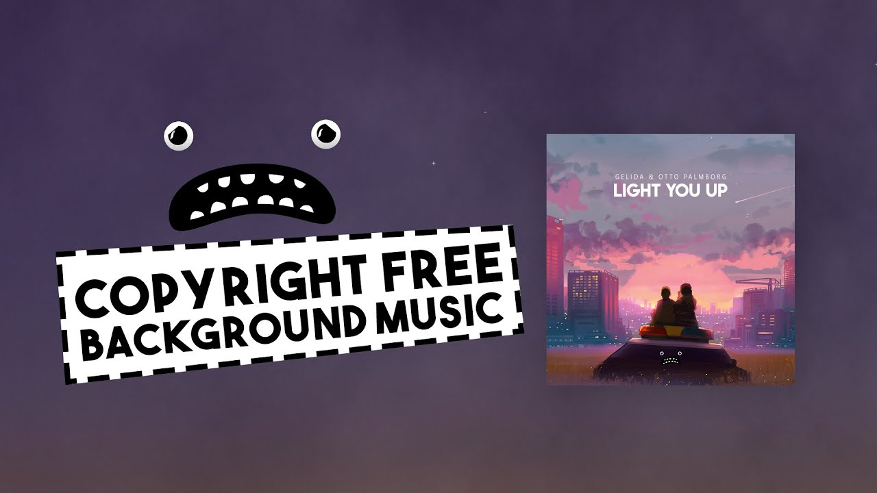Gelida & Otto Palmborg - Light You Up [Bass Rebels] Copyright Free Music Happy Chill
