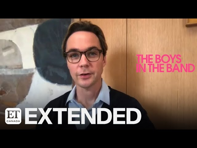 Cast Talks Taking 'The Boys In The Band'  From Stage To Screen   EXTENDED