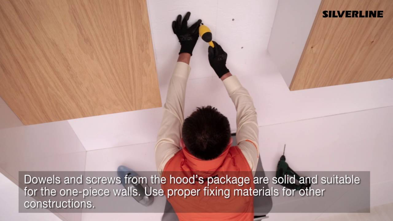How To Install Decorative Hoods