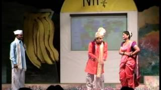 MAST MAHARASHTRA MAZA Part 2 Musical By Tyagraj Khadilkar