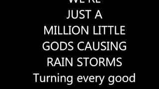 Arcade Fire - Wake up lyrics