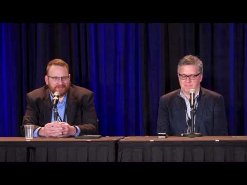 Panel discussion: Achieving data integrity and security