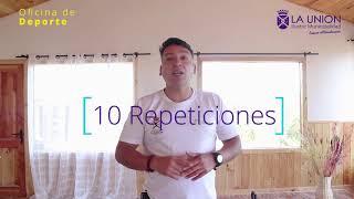Oficina de Deporte / Vida Saludable en Cuarentena (Burpees)