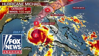 Hurricane Michael strengthens to category 2