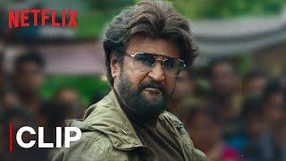 Rajinikanth Petta Mass Comedy Scene | Netflix India