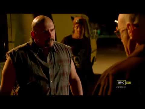 Stay out of my territory  - Breaking Bad