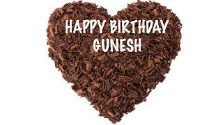 Gunesh  Chocolate - Happy Birthday