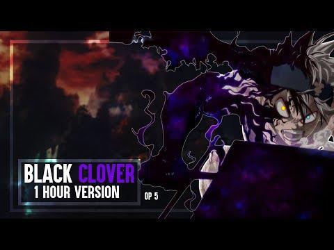 Black Clover: OP 5 -「RECKLESS」by Miyuna (1 Hour)